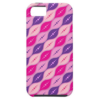 iPhone 5 Case seamless retro pattern