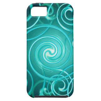 iPhone 5 Case Spiral Vortex