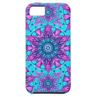 iPhone 5 Case star abstract mandalas