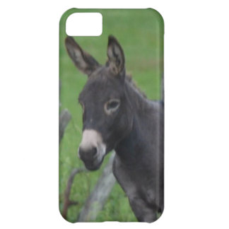 iPhone 5 case with a donkey on it