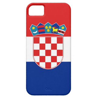 IPhone 5 Case with Flag of Croatia
