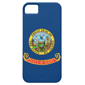 IPhone 5 Case with Flag of Idaho