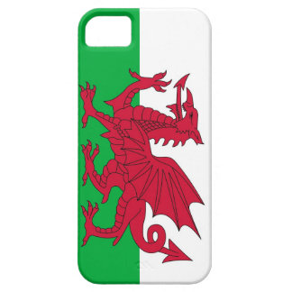 IPhone 5 Case with Flag of Wales