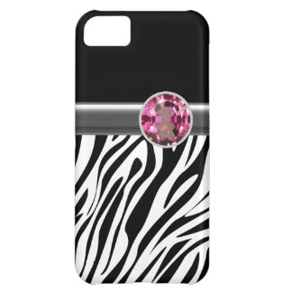 iPhone 5  Case Zebra Bling iPhone 5C Covers