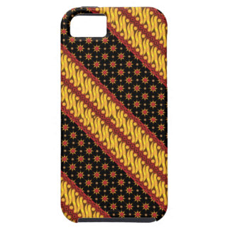 iPhone 5 Cases - Batik 01