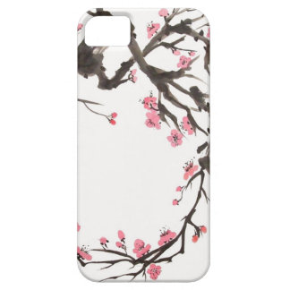 iPhone 5 Cherry Blossom Branch iPhone 5 Cases