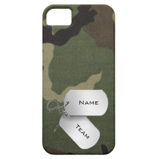 iPhone 5 covers covering Camo Woodland