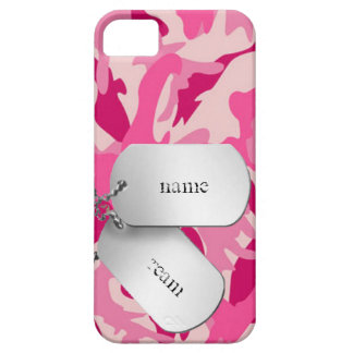 iPhone 5 covers covering pink Camo