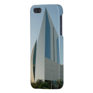iPhone 5 Glossy Finish Case, Dubai Buildings iPhone 5/5S Covers