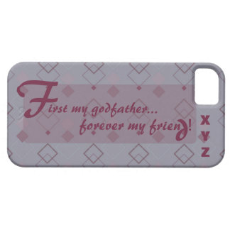iphone 5 Godfather Customize w/his initials iPhone 5 Covers