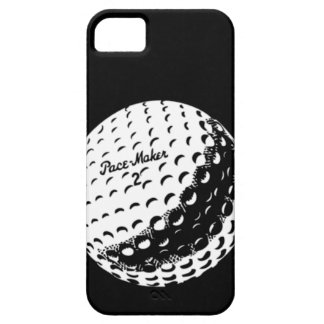 Iphone 5 golf ball phone case