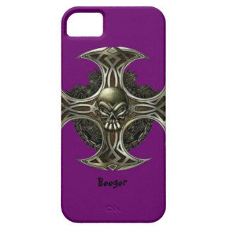 Iphone 5 ID - Metal Blade iPhone 5 Cover