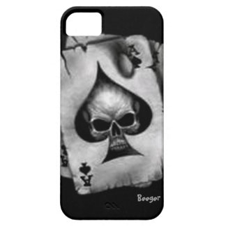 Iphone 5 ID - Skull of Spades iPhone 5 Case