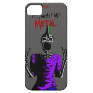 Iphone 5 ID - Til Death I Will Metal iPhone 5 Cover
