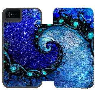 iPhone 5 Incipio Watson Wallet Nocturne of Scorpio Incipio Watson™ iPhone 5 Wallet Case