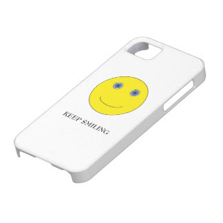 iPhone 5 Keep Smiling Case For The iPhone 5
