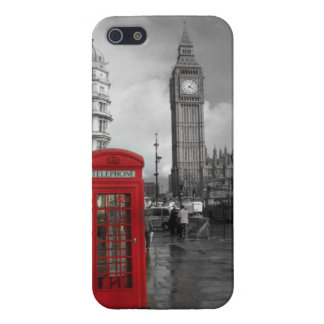iPhone 5 London photo iPhone 5/5S Cases