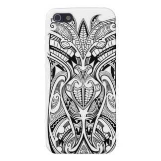 iPhone 5 Maori marries iPhone 5/5S Cover