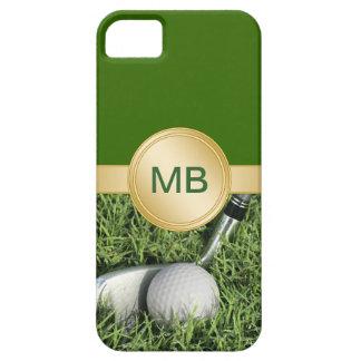 iPhone 5 Monogram Golf Cases iPhone 5 Cover