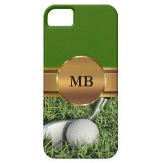 iPhone 5 Monogram Golf Cases iPhone 5 Cases