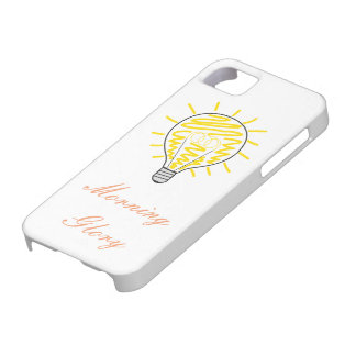 iPhone 5 Morning Glory Barely There iPhone 5 Case