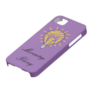 iPhone 5 Morning Glory iPhone 5 Case