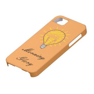 iPhone 5 Morning Glory iPhone 5 Case