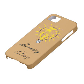 iPhone 5 Morning Glory iPhone 5 Cases