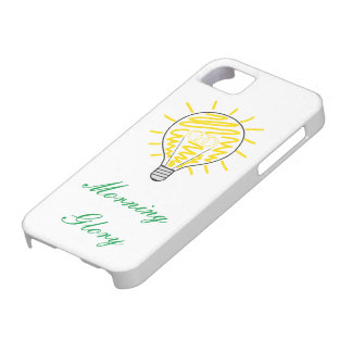 iPhone 5 Morning Glory iPhone 5 Cover