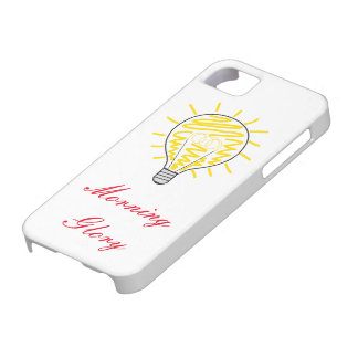 iPhone 5 Morning Glory iPhone 5 Covers