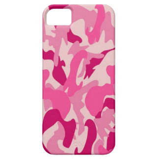 iPhone 5 of cover covering sleeve pink camo iPhone 5 Cover