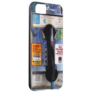iPhone 5 Payphone Case Retro Old School Design iPhone 5C Case