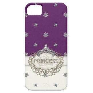 Iphone 5 Princess Jewel Bling Crown Personalized iPhone 5 Cases