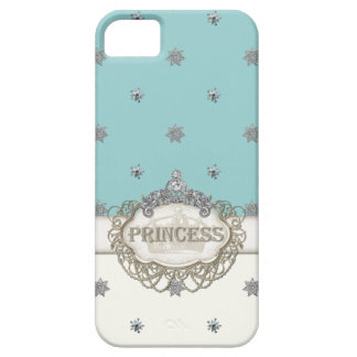 Iphone 5 Princess Jewel Bling Crown Personalized iPhone 5 Cover
