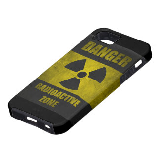 iPhone 5 Radioactive Sign Symbol Case Warning Best iPhone 5 Covers