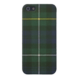 iPhone 5 Savvy Campbell of Argyll Modern Tartan iPhone 5/5S Cases