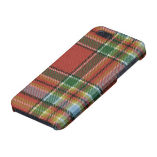 iPhone 5 Savvy Chattan Ancient Tartan Print iPhone 5/5S Cover
