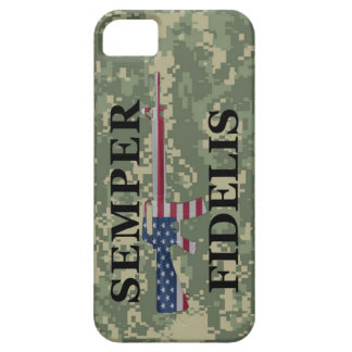 iPhone 5 Semper Fidelis Green Camo Barely There iPhone 5 Case