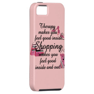 iPhone 5 Shopping Therapy Case iPhone 5 Covers