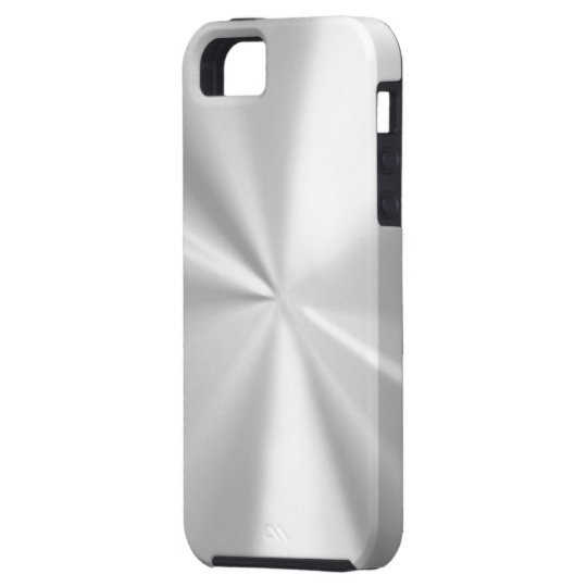 iPhone 5 Stainless Steel iPhone 5 Cases