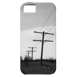 iPhone 5 Telephone Pole Case