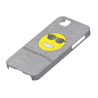 iPhone 5 Together with you Barely There iPhone 5 Case