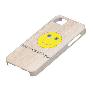iPhone 5 Together with you iPhone 5 Cover