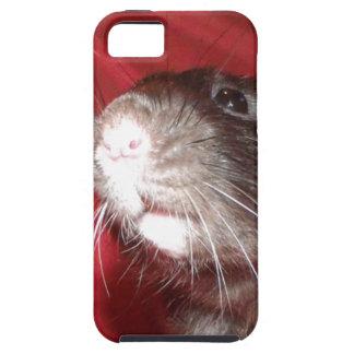 iphone 5 vibe case - dumbo rat face iPhone 5 case