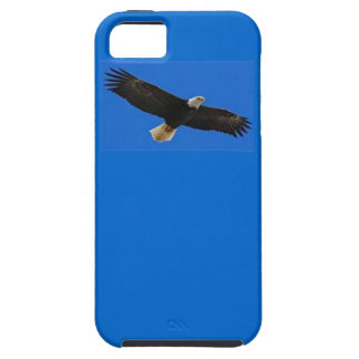 iphone 5 Vibe Case w/ American Eagle In Flight.