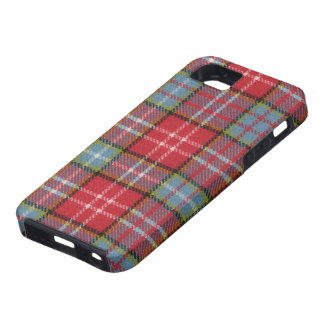iPhone 5 Vibe Ogilvie Old Rare Ancient Tartan Case For The iPhone 5