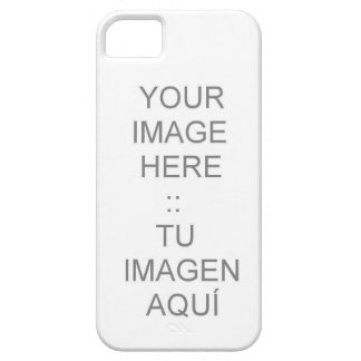 iPhone 5 with Customizable Barely There Case-Mate