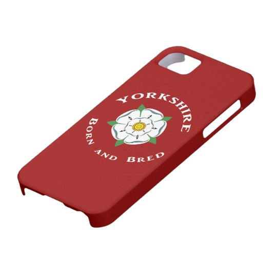iPhone 5 Yorkshire Born and Bred Case