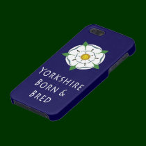 iPhone 5 Yorkshire Born and Bred Cover iPhone 5/5S Cover