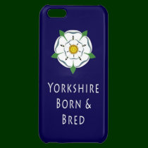 iPhone 5 Yorkshire Born and Bred Cover iPhone 5C Cover